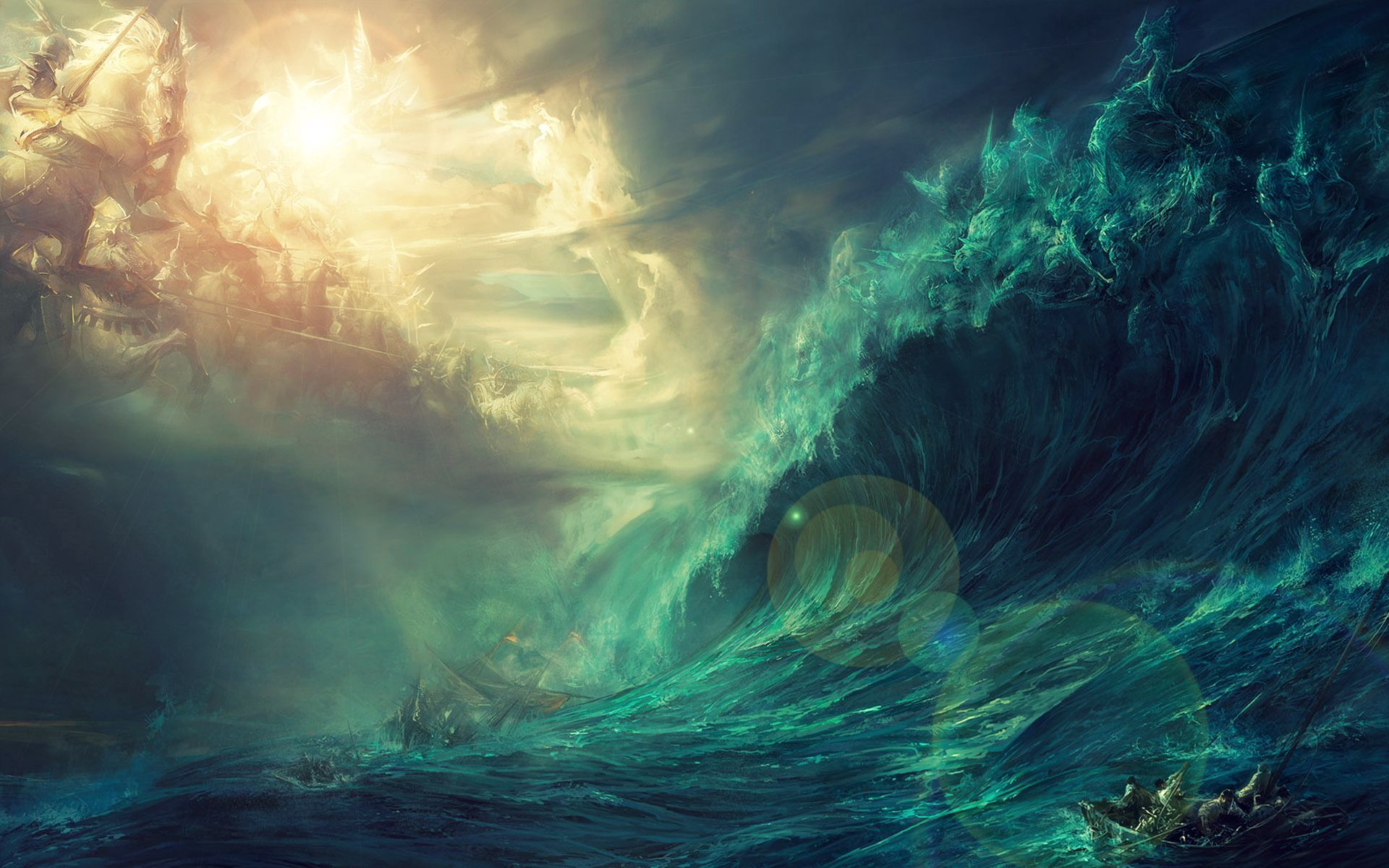 MvP Treino | Newt Flower War-at-the-stormy-sea-fantasy-hd-wallpaper-1920x1200-1472
