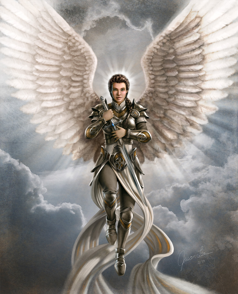 Angels… For Real… For You…