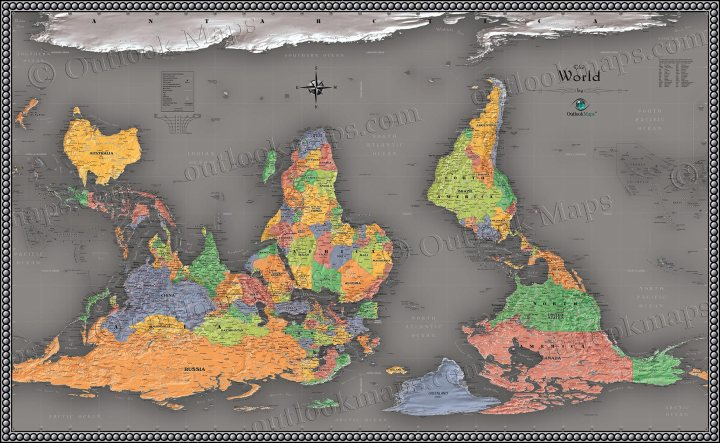 world-cool-color-upside-down-map
