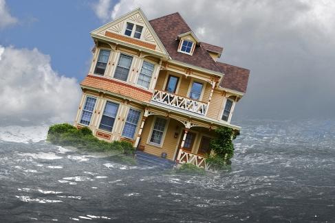 bigstock-Flood-House-33631871