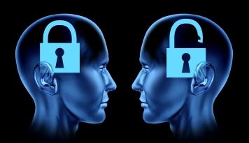 open mind key locked un locked brain mind