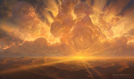 Dawn-Amonkhet-MtG-Art