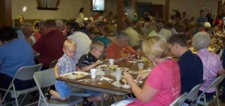 community meal 2011