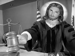 Jesus-judge